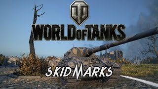 World of Tanks - Skidmarks