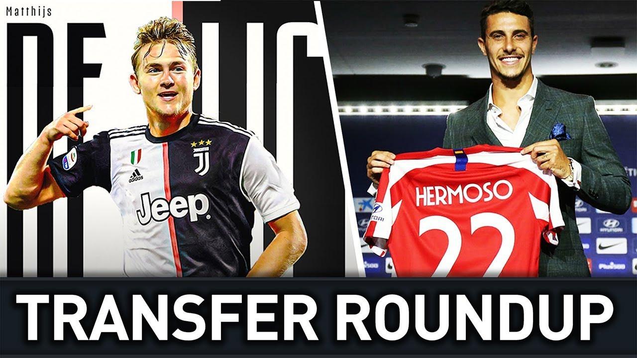Repeat THE DE LIGT SAGA IS OVER! | TRANSFER ROUNDUP! by MGH - You2Repeat