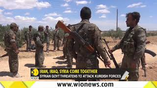 Gravitas: Iran, Iraq & Syria asks US to withdraw troops from Syria thumbnail