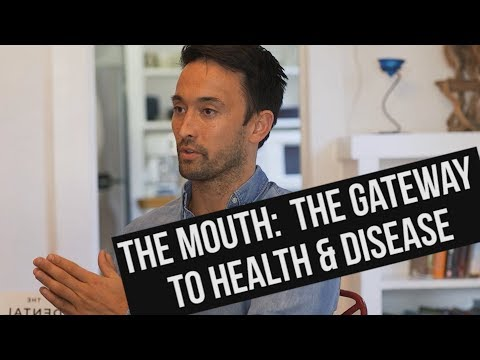Gut Health Starts In The Mouth W/ Steven Lin, DDS