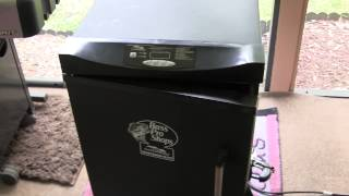 Masterbuilt Sportsman Elite Smoker Review