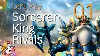 Sorcerer King Rivals ~ 01 The Frozen Keep