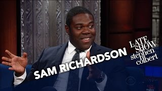 Sam Richardson Describes Growing Up In Ghana And Detroit thumbnail