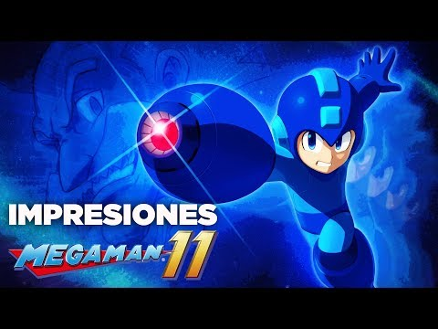 Impresiones  Demo Mega Man 11  3GB