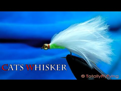 [HD] Fly Tying with David Strawhorn - GB Cats Whisker