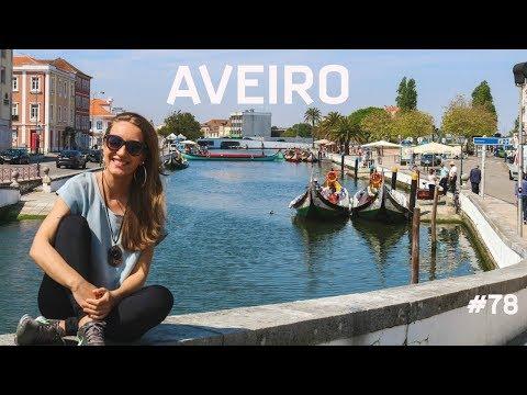 AVEIRO, a 'Veneza de Portugal' e terra dos ovos moles