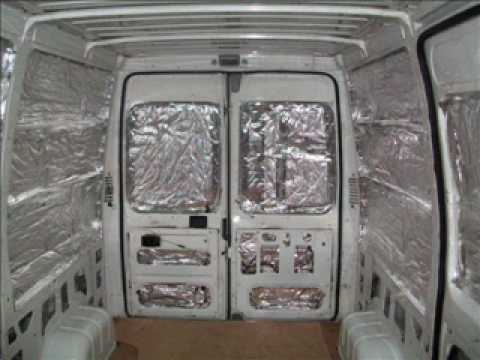Camper Conversion Insulation Youtube