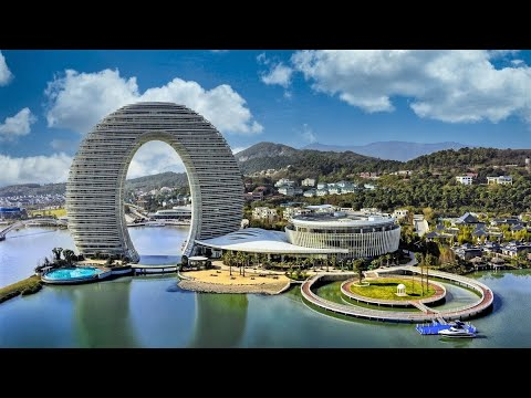 AMAZING HOTEL Sheraton Huzhou China