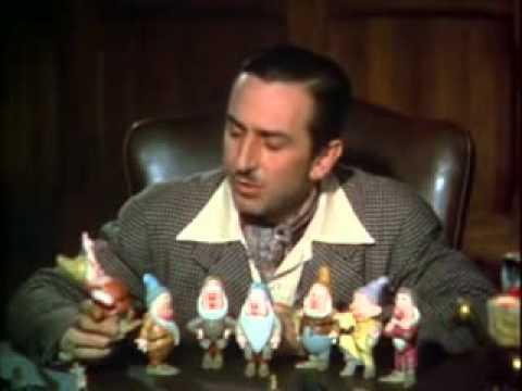 Walt Disney Snow White and The seven Dwarfs (1937)