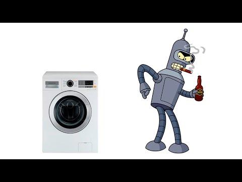 видео: Халява из стиральной машины