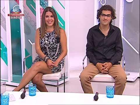Sandra & Ricardo na SIC Internacional- 2014-09-16
