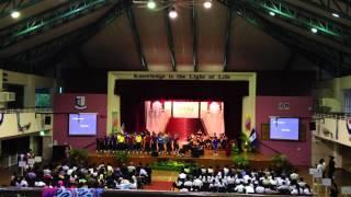 Yusof Ishak Secondary School Founder's Day 2012