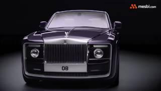 видео Rolls-Royce Sweptail - первая машина на заказ