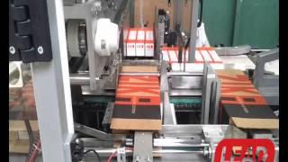 упаковка   картонных коробок в 2 ряда  по  высоте  в гофрокороба -картонета МКН 7(, 2013-03-19T10:57:39.000Z)