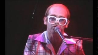 #10 - Rocket Man - Elton John - Live SOLO in Edinburgh 1976