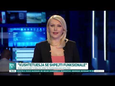 News Edition In Albanian Language - 13 Gusht 2019 - 19:00 - News, Lajme - Vizion Plus