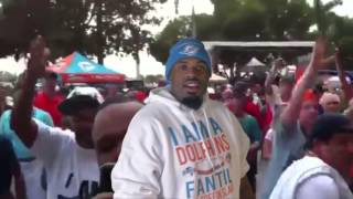 Miami Dolphins Vs Buffalo Bills #WEEK 16 theme song by SoLo D Lets Go Remix