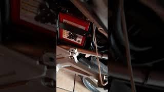 Moto twister sem bateria nunca mais