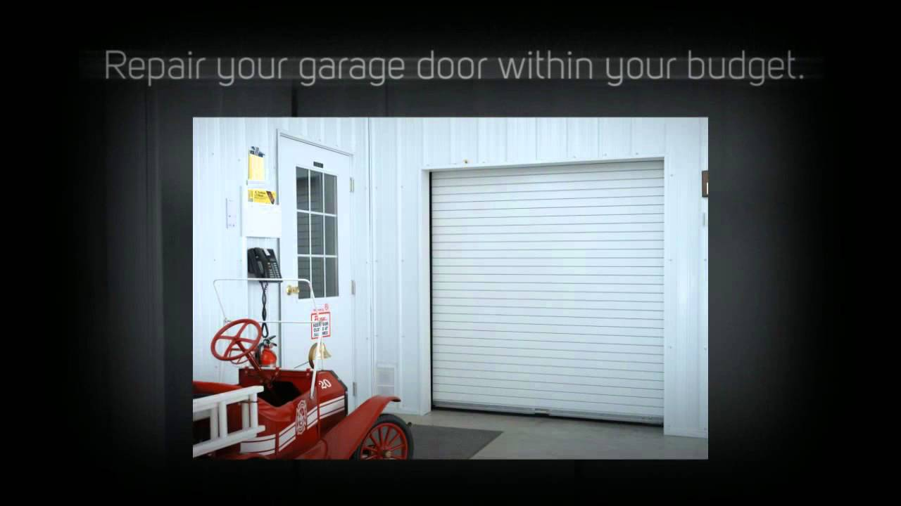 Budget Friendly Garage Door Repair Now Possible In Sugar Land Youtube