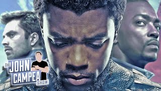 Black Panther Appearance In Falcon And Winter Soldier Theory Pros And Cons - The John Campea Show