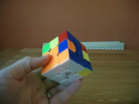 Solve The Rubik's Cube With One Algorithm - Step 3 Three Edges