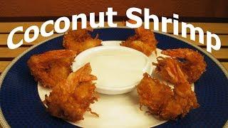 Coconut Shrimp Recipe S4 Ep395