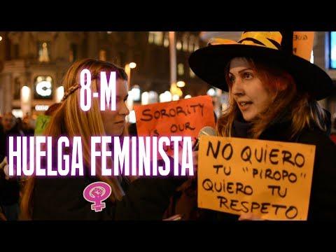 A Pie De Calle - 8-M Huelga Feminista