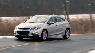 Chevrolet Cruze Hatchback 2017 Review | TestDriveNow