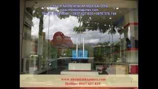 Nguoi Thay -  The Men- Kính đúc hoa văn Apimex