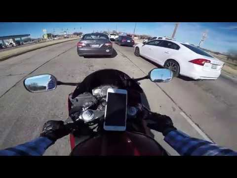 Dumb drivers, Almost caused an accident, Loud exhaust under bridges