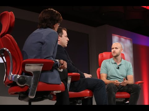 Spotify CEO Daniel Ek | Full interview | Code 2018