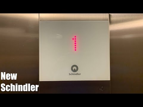 2019 Schindler 3100 Traction Elevator @ The St. Louis County Library - Clayton, MO