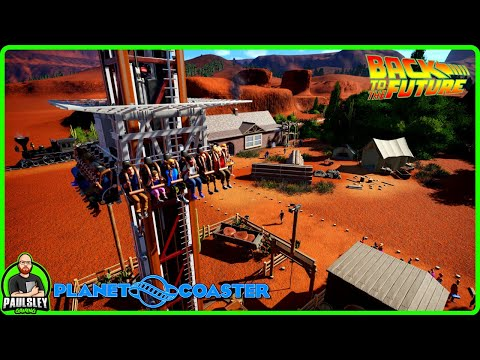 the-meat-slider---#2---back-to-the-future-theme-park---planet-coaster