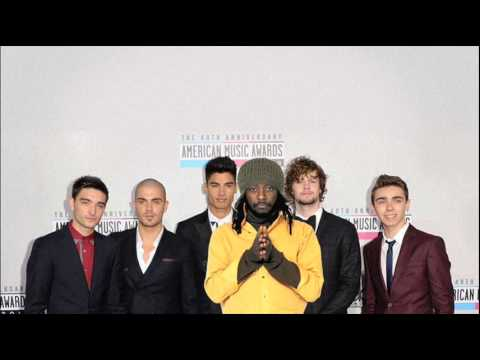 The Wanted vs. Will I Am - This Is Love Chasing The Sun