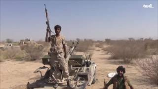 اليمن.. الشرعية تحقق تقدماً كبيراً في سبع جبهات ساخنة