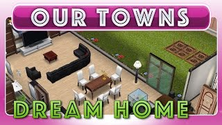 Sims Freeplay - Ideal House In Sims Peaks (original House Design)