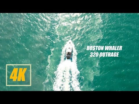 Boston Whaler 320 Outrage Cuddy Cabin | Boats and Drones