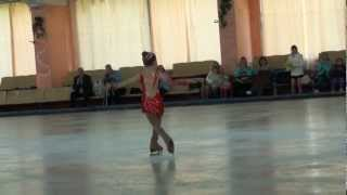 22.04.2012 Кубок Киева - Анастасия Челак - первое место