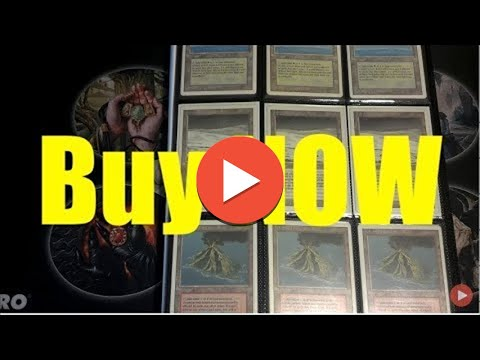When & What To Buy Magic The Gathering Cards