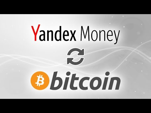 Convert Yandex Money to Bitcoin at reasonable rates. Find the best Bitcoin price.