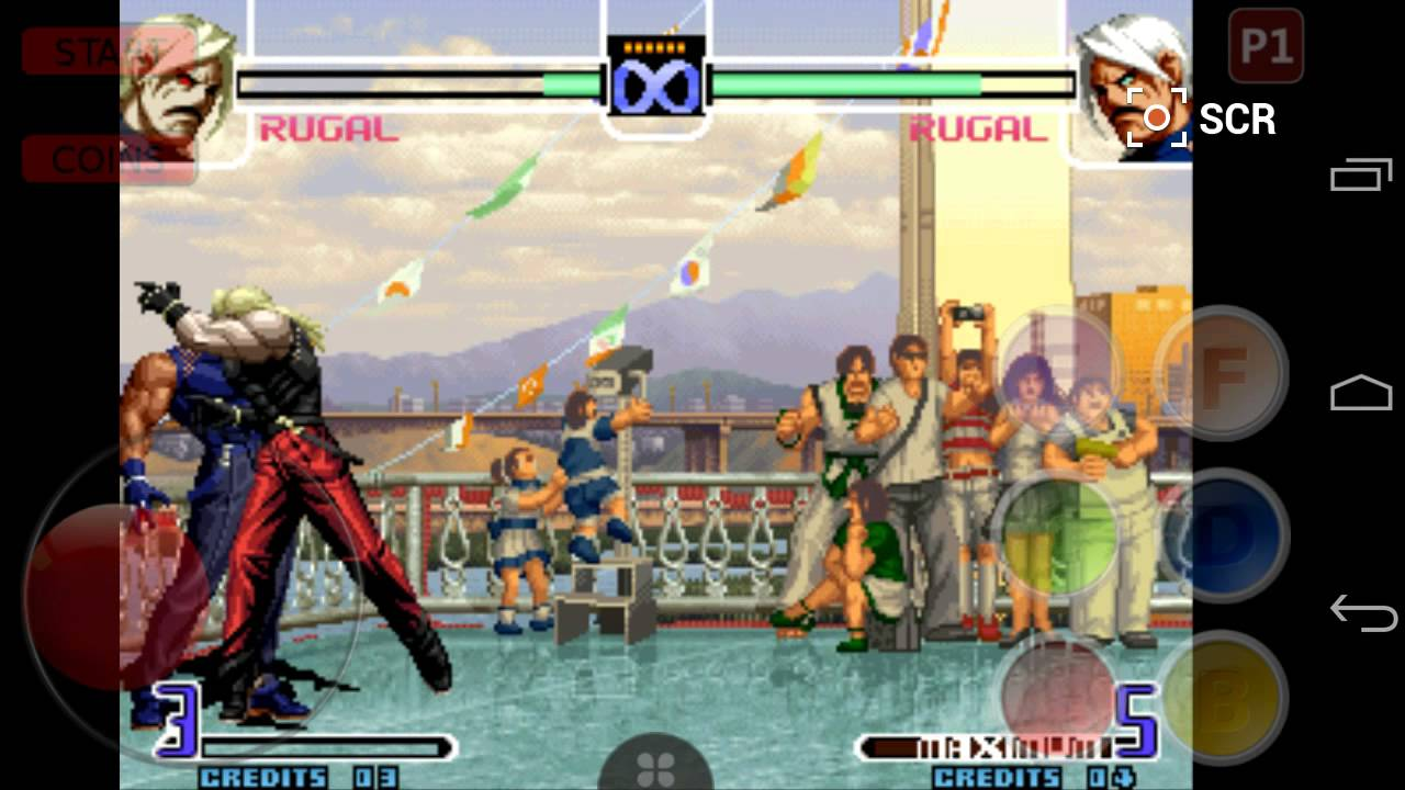 The King Of Fighters 2002 Android Download Link Youtube