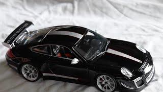 Review - 1:18 Scale Maisto/Bburago Porsche 911 GT3 RS 4.0