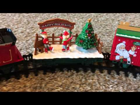 North Pole Express G-Scale Train Set