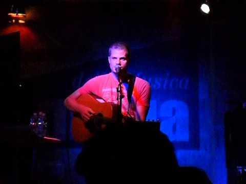 Jay Brannan - Square one live at La Salumeria della Musica, Milano 03/10/2013