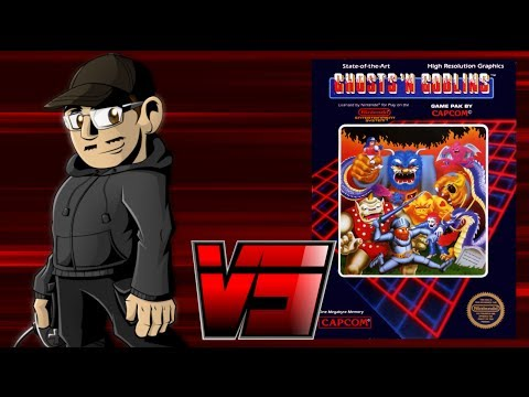 Johnny vs. Ghosts 'N Goblins & Super Ghouls 'N Ghosts