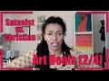 Art Heals (2/4) Christian and Satanist Art Together
