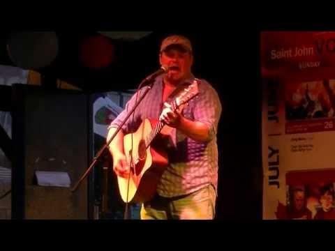 "Eloie Richard performing ""Fire Away"" by Chris Stapleton"