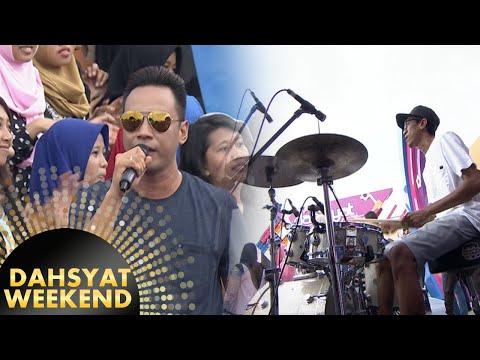 Shaggy Dog Mengajak Penonton bergoyang 'Mari Berdansa' [Dahsyat] [5 Juni 2016]