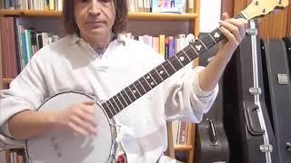 Red River Valley (Toni Giménez frailing banjo)