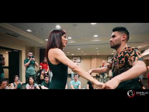 Prince Royce Ft Marc Anthony – Adicto / bachata workshop Marco y Sara style  / bachatart 2018